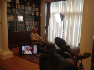 Shoot at Embassy of Armenia to the United States (2016)